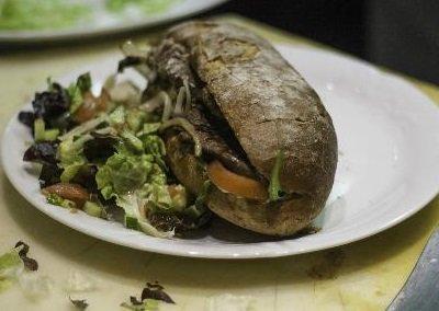 Dinitz sandwiches