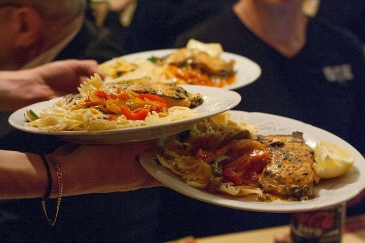 Čas na večeři v Dinitz